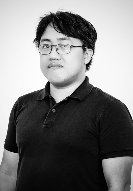 About Dynameyes: Our team - Ralph